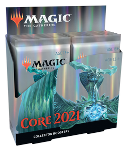 MTG - Core Set 2021 - Collector's Booster Box (Factory Sealed)
