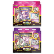Pokémon - Hidden Fates: Mewtwo/Mew Pin Collection (Factory Sealed)