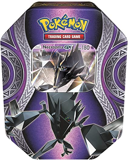 Pokémon - Sun & Moon: Mysterious Powers Tin