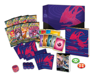 Pokémon - Sword & Shield: Darkness Ablaze - Elite Trainer Box (Pre-Order)