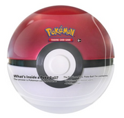 Pokémon - Poké Ball Tin (Factory Sealed)