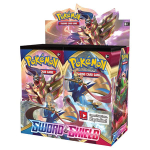 Pokémon - Sword & Shield: Base Set - Booster Box - (Factory Sealed)