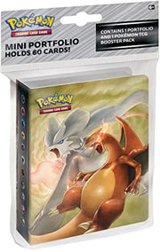 Pokémon - Sun & Moon: Unbroken Bonds - Mini Portfolio (60 Count) with Booster Pack