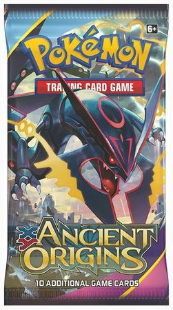 Pokémon - XY: Ancient Origins - Booster Pack