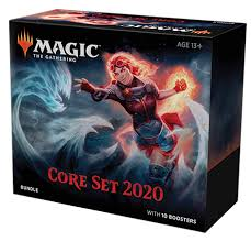 MTG - Core Set 2020 - Bundle / Fat Pack (Factory Sealed)