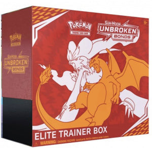 Pokémon - Sun & Moon: Unbroken Bonds - Elite Trainer (Factory Sealed)
