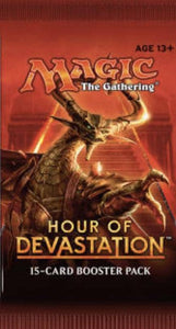 MTG - Hour of Devastation - Booster Pack (Factory Sealed)
