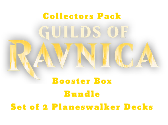 MTG - Guilds of Ravnica - Collectors Pack (Factory Sealed)