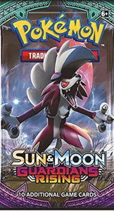 Pokémon - Sun & Moon: Guardians Rising - Booster Pack