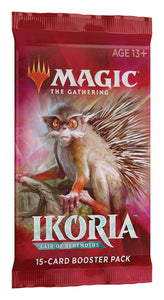 MTG - Ikoria: Lair of Behemoths - Draft Booster Pack