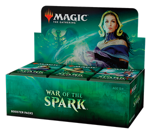 MTG - War of the Spark - Booster Box (Factory Sealed)