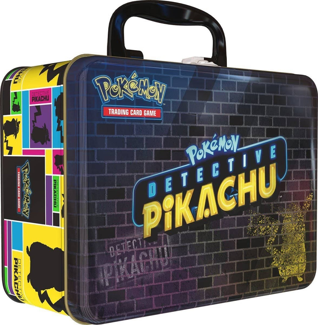 Pokémon - Detective Pikachu: Collector Tin (Factory Sealed)