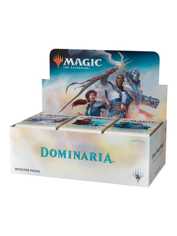 MTG - Dominaria - Booster Box (Factory Sealed)