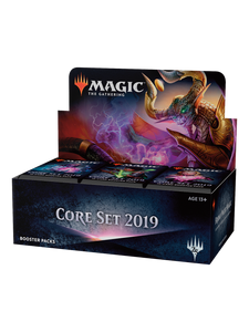MTG - Core Set 2019 - Booster Box (Factory Sealed)