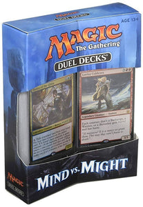 MTG - Mind vs. Might - Duel Decks (Factory Sealed)