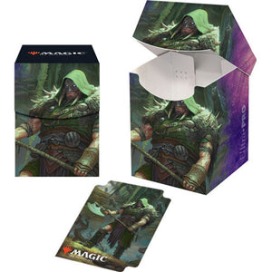 Ultra Pro - MTG: Throne of Eldraine 100+ Pro Deck Box