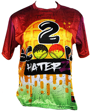 2 Scoops Short Sleeve Jersey