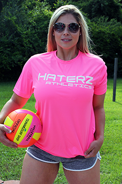 Dri-Fit Neon Pink Jersey