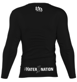 HATERZ COLD GEAR BLACK