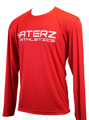 Dri-Fit Long-sleeve Block Haterz Jersey
