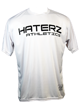Full Sublimation Haterz Skull Jersey - Short Sleeve