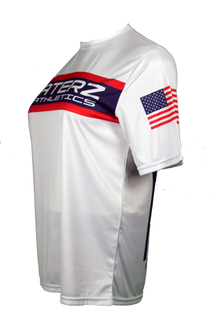 Patriotic Stand for the Flag Short Sleeved Jersey