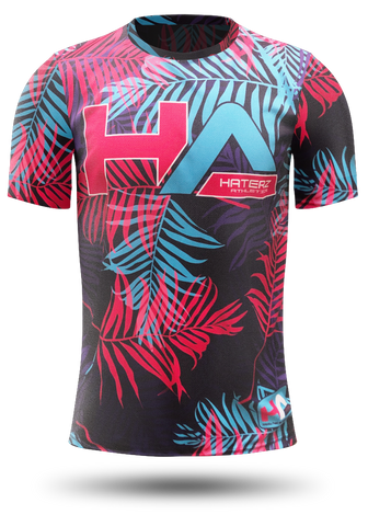 HaterZ Hawaiian S/S Full Sub Shirt