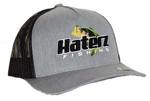 HaterZ Fishing Bass Hat