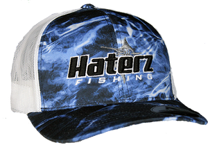 HaterZ Fishing Saltwater Hat - Snapback