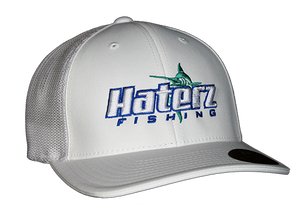HaterZ Fishing Saltwater Hat - Fitted