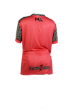 HaterZ Coral Cheetah short sleeve jersey