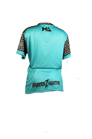 HaterZ Mint Cheetah short sleeve