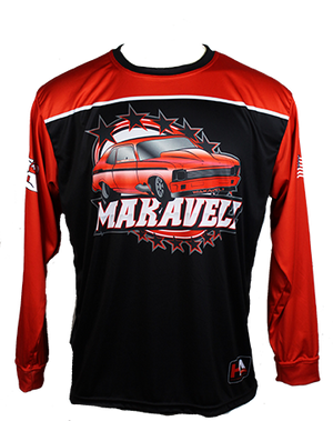 Makaveli Collection - Gloria Mitchell Signature Full Sub Jersey -LS
