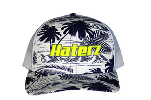 HaterZ Fishing Saltwater PalmTree hat