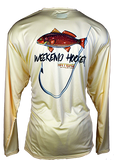 HaterZ Fishing Red Drum Shirt - LS