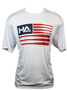 Haterz Flag Semi-Sub - Short Sleeve Jersey