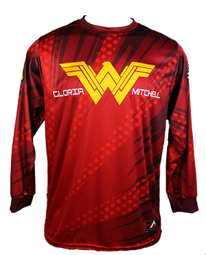 Makaveli Collection - Gloria Mitchell WW Full Sub Jersey
