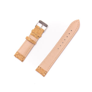 Cork watch shows green cork bracelet watch women and men's WA-121-BOX