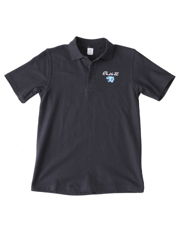 Womens Short Sleeve Logo Golf Shirt