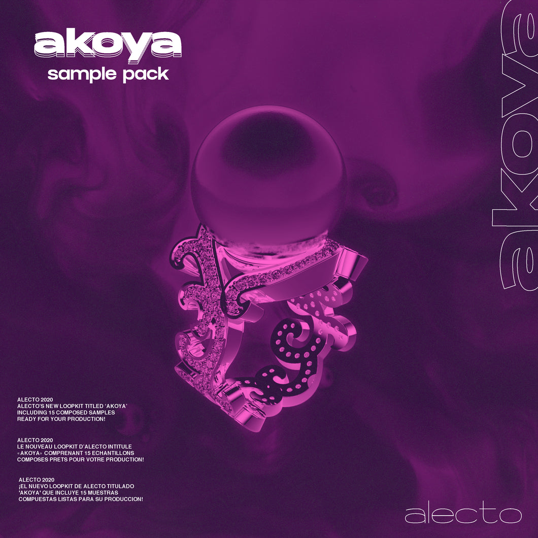 ALECTO - Akoya (Sample Pack)