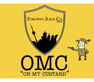 TORONTO JUICE CO - OMC (OH MY CUSTARD)