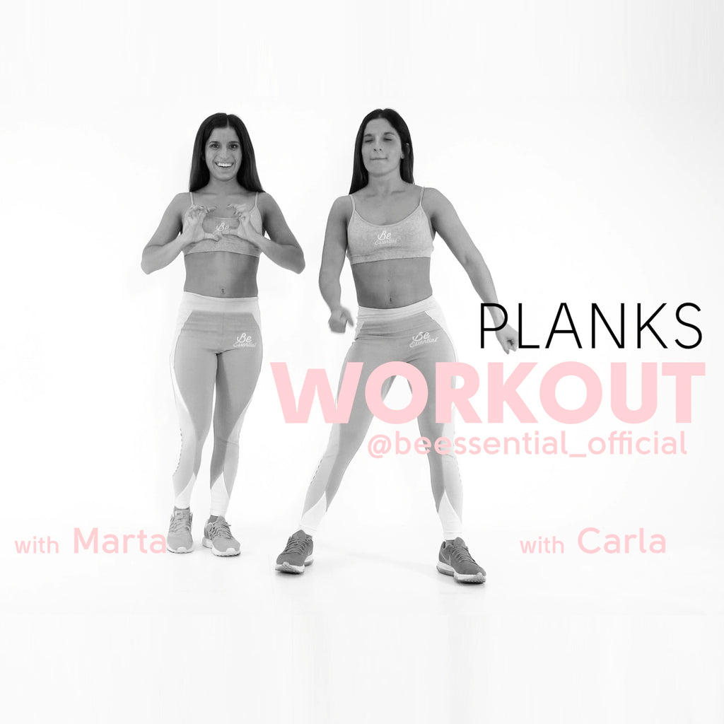 PLANKS WORKOUT