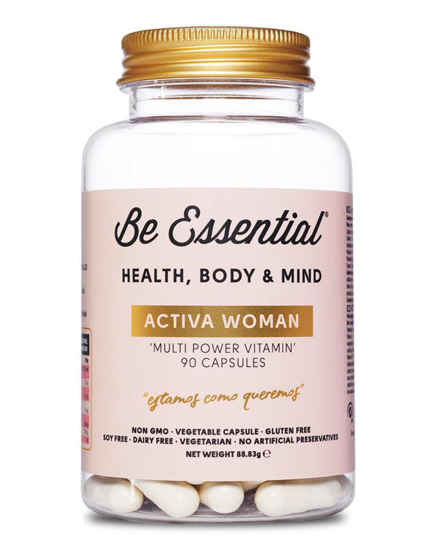 Be Essential® ACTIVA WOMAN MULTI POWER VITAMIN