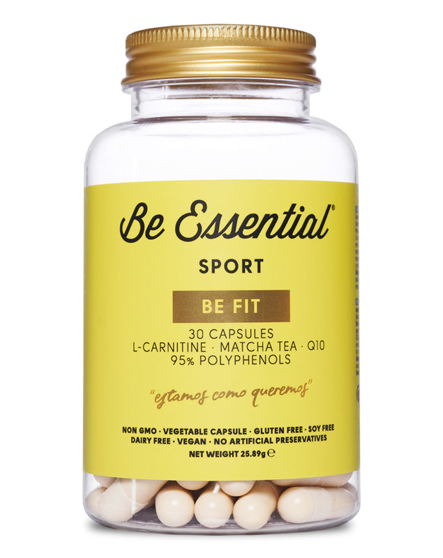 Be Essential® BE FIT L-CARNITINA, TE MATCHA, Q10