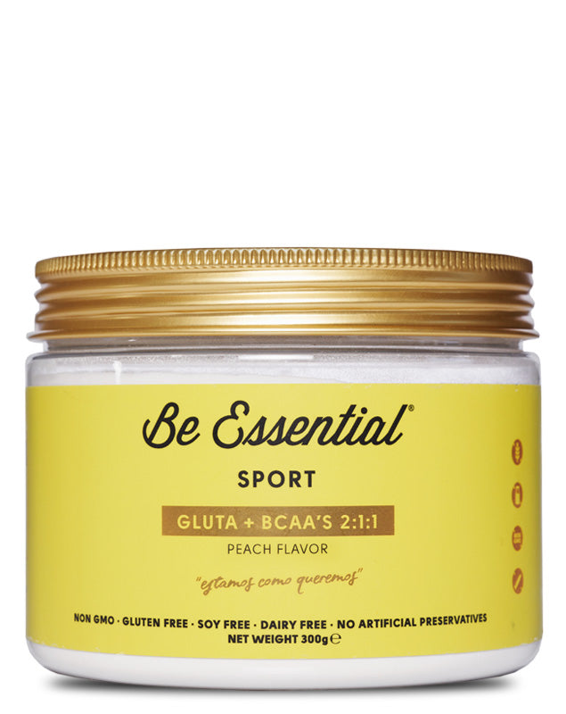 Be Essential® GLUTA & BCAA´S 2.1.1