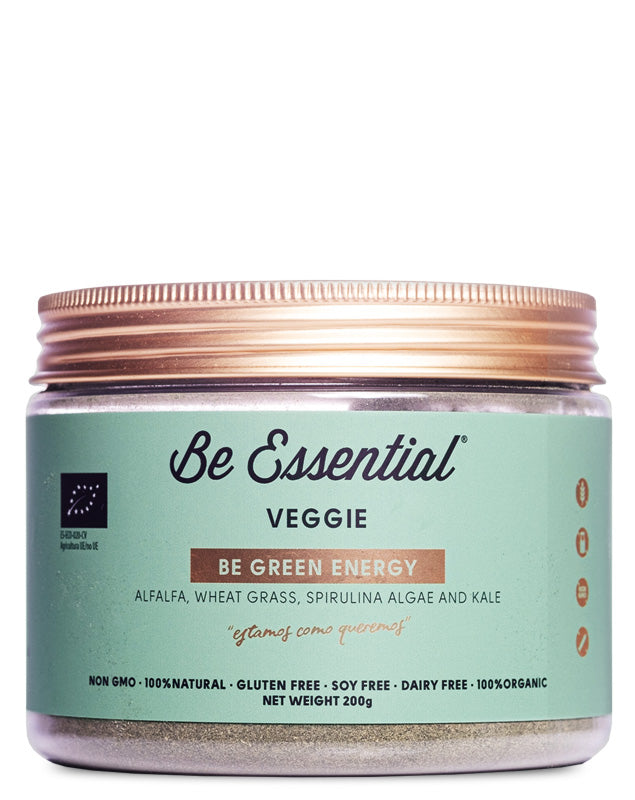 Be Essential® BE GREEN ENERGY