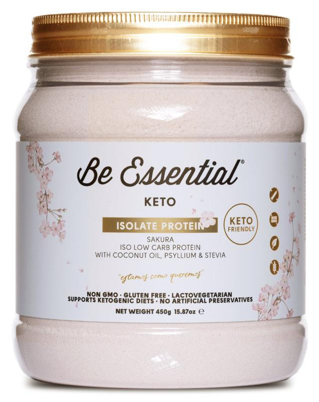 KETO ISOLATE PROTEIN