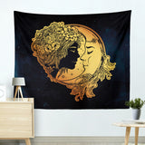Moon Lover Tapestry Piece