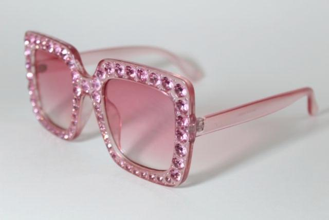 Rose from Concrete Sunglasses - CHAZ