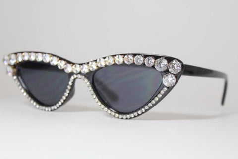 Conceited Cateye Sunglasses - CHAZ